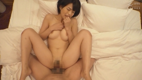 【With】いのり (20) S-Cute with 我慢声がソソる巨乳娘とハメ撮りH 14