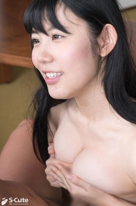 【S-CUTE】なつ (18) S-Cute 色白巨乳に包まれるセックス 8