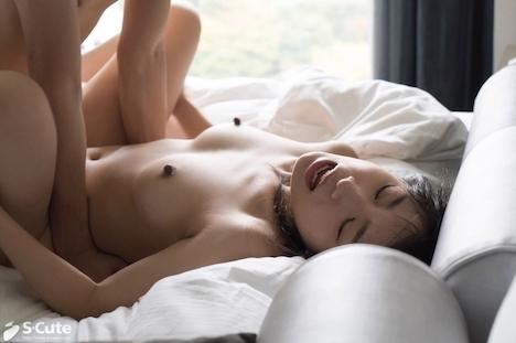 【S-CUTE】みひな (23) S-Cute 超高感度のパイパン娘とセックス 12