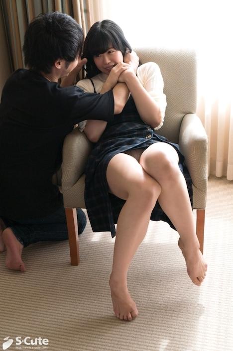 【S-CUTE】ななこ(19) S-Cute 敏感で照れ屋な女の子にいただかれちゃうH 2
