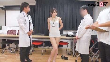 【SOD女子社員】健康診断 総務部 神戸まなみ 4