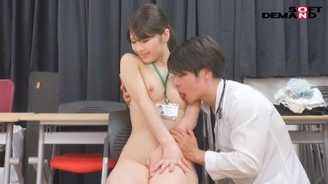 【SOD女子社員】健康診断 総務部 神戸まなみ 6