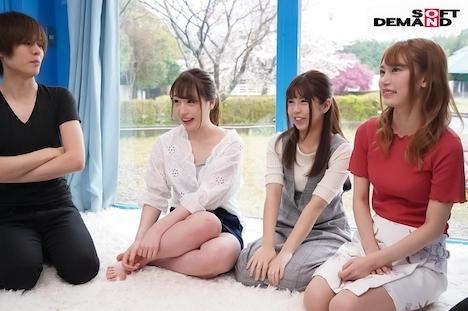 【SODマジックミラー号】東日本1エロい3人組 ヤリチン君に聞いた「エロいセフレを紹介してください」 3