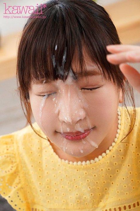 【新作】透明感のかたまり 人見知りだけどSEXのときだけは素になれるハーフ美少女 汐乃木あやみ19歳kawaii*専属デビュー 10