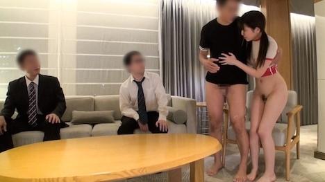 【Jackson】【白濁スイートルーム】6月21日15 00、新宿某高級ホテルのスイートルームにて、友人を呼んで美少女にぶっかけてメチャクチャに汚した動画【うぶぺでぃあ01:しおり】 18