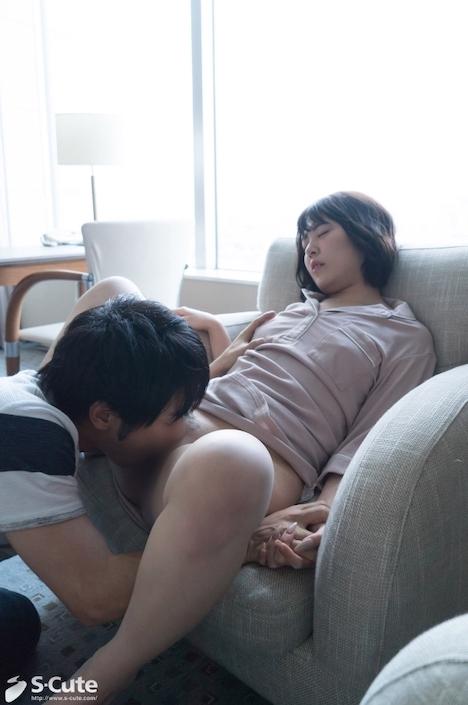 【S-CUTE】みなみ(23) S-Cute じゃれて求めてセックス 7