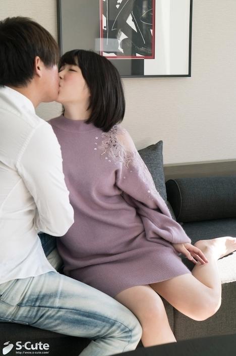 【S-CUTE】れん(19) S-Cute 色白巨乳揺れる鏡前SEX 3
