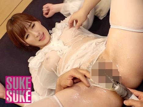 【新作】松永さな×SUKESUKE #008 大人びたルックスに肉感満載のグラマラスボディ_シースルーの誘惑 2
