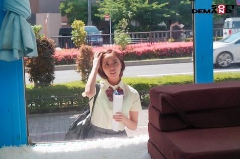 【SODマジックミラー号】はじめてのセンズリ鑑賞で発情してしまったスケベな女子〇生 みなみ(18) 3