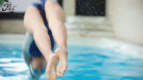 【新作】競泳歴17年!華々しい受賞歴を持つ21歳の肉体美 長身美人 競泳アスリートAVデビュー 寺川彩音 2