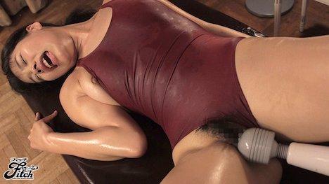 【新作】競泳歴17年!華々しい受賞歴を持つ21歳の肉体美 長身美人 競泳アスリートAVデビュー 寺川彩音 8