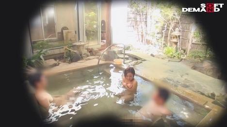 【顔出し!はじらい素人】みき(22) 推定Dカップ 山梨県石和温泉で見つけた女子大生 タオル一枚 男湯入ってみませんか? 6