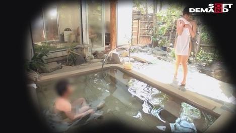 【顔出し!はじらい素人】ゆみ(20) 推定Cカップ 山梨県石和温泉で見つけた女子大生 タオル一枚 男湯入ってみませんか? 8