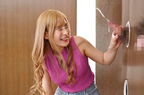 一般男女モニタリングAV しごいてしゃぶってヌキまくり!!渋谷のギャル女子大生が無数に生えた壁ち○ぽの即ヌキに挑戦!フル勃起ち○ぽに囲まれ「ち○ぽの数…やばwww」とはしゃぎながらもオマ○コが濡れてしまったパリピ女子はザーメンまみれでノンストップ射精SEX!総発… 葉月レイラ