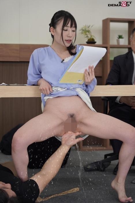 トビジオっ!NEWSプラス 業務中、ずっと痙攣・潮吹きっぱなし・失禁しても平然と原稿を読み上げる女子アナ 富田優衣
