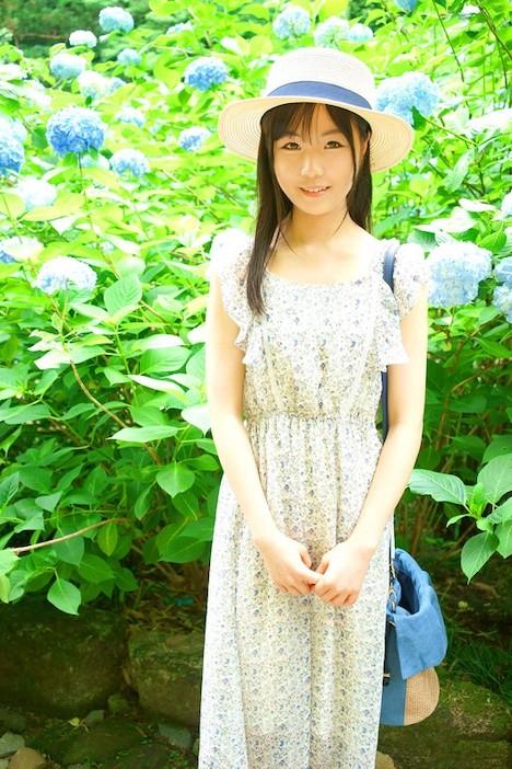 【新作】門限19時のお嬢様、地元鎌倉にて貧乳華奢な肢体を震わせて、処女喪失DEBUT 千野みゆき 18才 1
