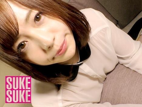 【新作】深田ゆめ×SUKESUKE #09 色白Fカップ美巨乳スレンダーボディ シースルーの誘惑 2