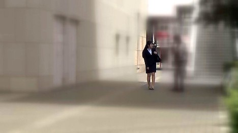 【ハメ撮り大作戦】つばき(22) 上司の言うことは絶対でセクハラされても泣き寝入り。そんなストレスを解消してあげようと、専門家の巨チンをズボリ! 2
