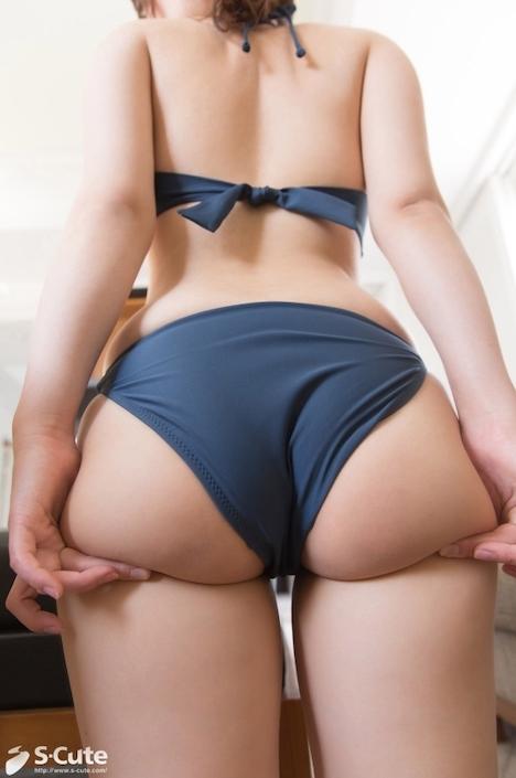 【S-CUTE】めい(20) S-Cute 純朴美少女と水着と夏エッチ 3