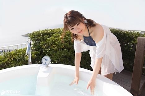 【S-CUTE】めい(20) S-Cute 純朴美少女と水着と夏エッチ 5