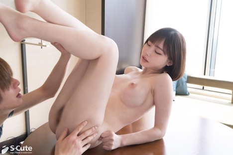 【S-CUTE】えいみ(21) S-Cute セーラー服美少女のふしだらなお誘いH 18