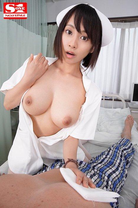 【VR】美乳がポロリVR 逢見リカ 4