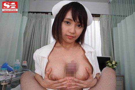 【VR】美乳がポロリVR 逢見リカ 13
