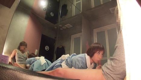 【黒船】【裏オプリフレ嬢×無許可中〇しin渋谷】渋谷で噂の裏オプリフレ嬢を潜入調査…メイド服のスレンダー美女に無許可中〇しww 5
