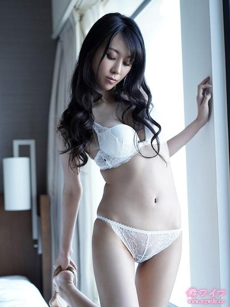 【舞ワイフ】七尾あかり(28) 長身スレンダー美ボディの美女が普段では味わうことのできない快楽を得るために出演を志願! 2