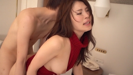 【KIRAY】とうか(28) S-Cute KIRAY ノーブラ美乳美女とセックス 6