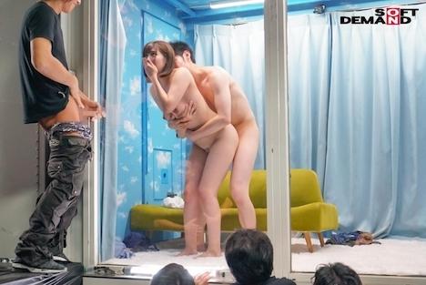 【SODマジックミラー号】逆転ミラー号!高校時代のマドンナを同窓会で公開羞恥・里奈 13