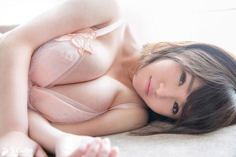 【S-CUTE】りお(21) S-Cute 好奇心旺盛なGカップ娘とSEX 5