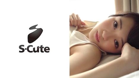 【S-CUTE】れむ(21) S-Cute 汗混じり合うジム後のエッチ 1