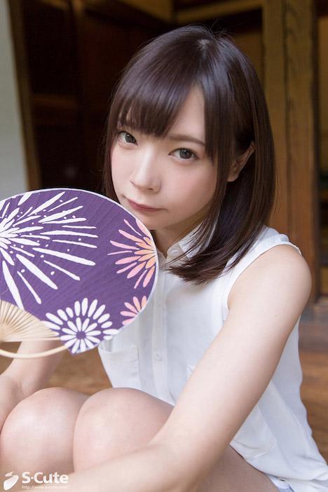 【S-CUTE】みお(20) S-Cute 真夏の汗だくエッチ 2