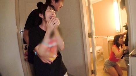 【ナンパTV】日本最大級のEDMフェスでナンパしたJD2人組!イベントサークル同士の交流と称しホテルに連れ込み酒を飲ませてフニャフニャにさせたら、秘密の4Pフェス開催♪ ひかる 20歳 大学生:るい 20歳 大学生 4
