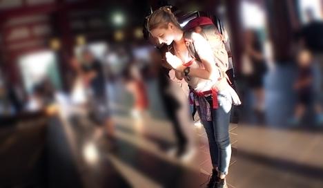 【ナンパTV】マジ軟派、初撮。 1394 YOUは何しに日本へ?ということで浅草でナンパしたロシア美女!密着して日本の濃厚なおもてなしをと思ったら…ロシア美女の激しくも濃厚なテクニックで逆おもてなし!こんな国際交流なら何回でもしてみたいなぁ~! Sasha 23歳 学生 5