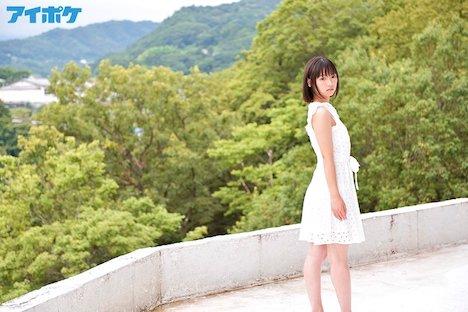 【新作】新人 19歳AVデビュー FIRST IMPRESSION 136 純心少女 ―幼くも力強い大きな瞳の少女― もなみ鈴 3