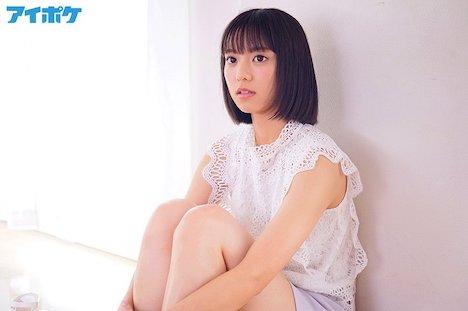 【新作】新人 19歳AVデビュー FIRST IMPRESSION 136 純心少女 ―幼くも力強い大きな瞳の少女― もなみ鈴 8