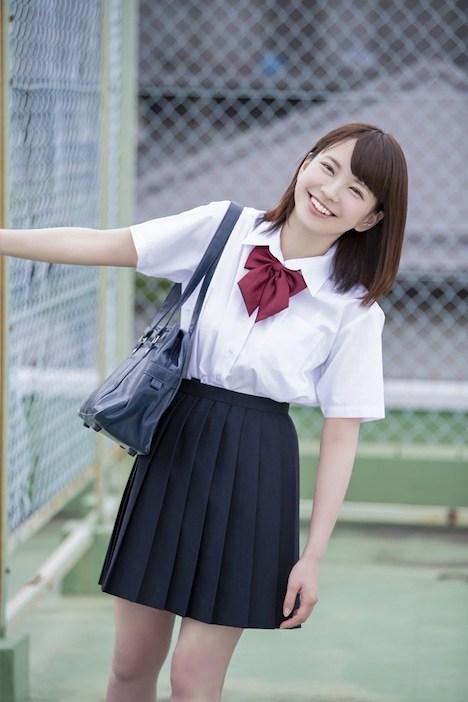 【新作】青春って目がクラクラ回るものなんですね!! 桜井千春 SOD専属 AVデビュー 1