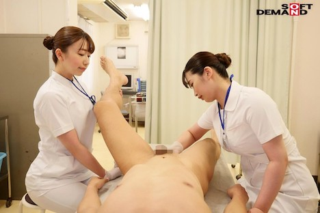 性交総合大学病院 11科の専門看護師による手淫・口淫・性交―超業務的リアル看護200分 美園和花