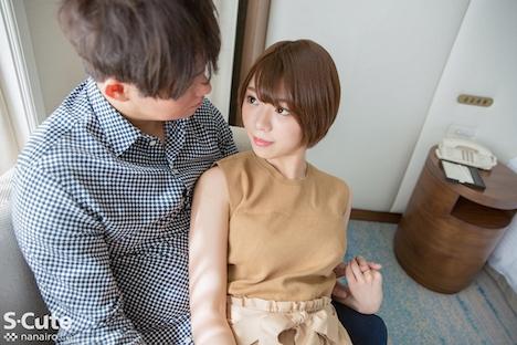 【S-CUTE】いちる(20) S-Cute ショートカット美人の性の営み 5