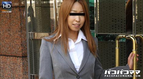 【パコパコママ】奥さんの素敵なスーツ姿 ~昼休み不倫デート~ 夏川未来