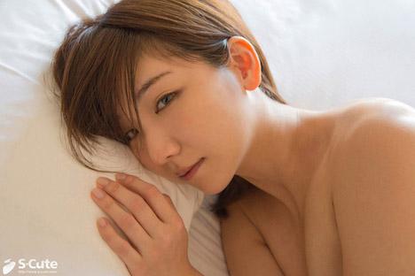 【S-CUTE】ななほ(24) S-Cute 優しく微笑むお姉さんの発情エッチ 8