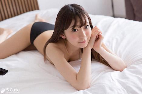 【S-CUTE】めい(22) S-Cute 美乳で美脚なお姉さんのSEX 4
