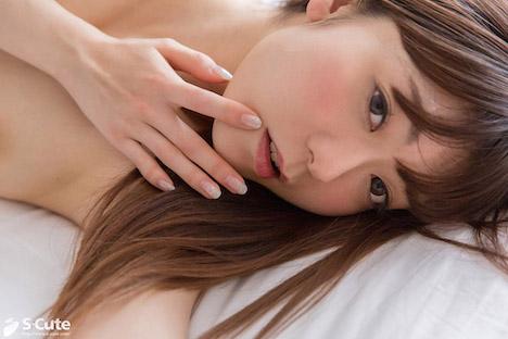 【S-CUTE】めい(22) S-Cute 美乳で美脚なお姉さんのSEX 5