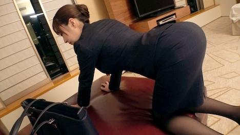 【ARA】【美人過ぎる秘書】23歳【会社で社長とSEX】せなちゃん参上!社長室の秘書をする彼女の応募理由は『禁断な世界やプレイが好きなんです…』 せな 23歳 証券会社(社長室秘書) 7