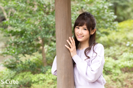 【S-CUTE】れな(23) S-Cute 清楚で細身で床上手なお姉さんの腰振りSEX 2