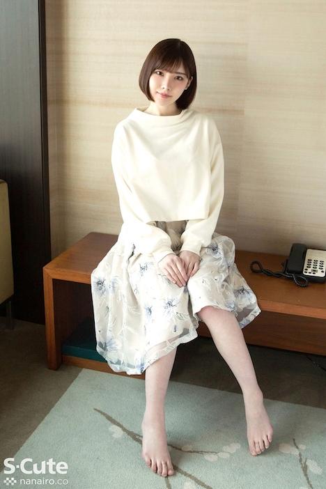 【S-CUTE】えいみ(21) S-Cute 色白美人の流線美に魅了されるセックス 2