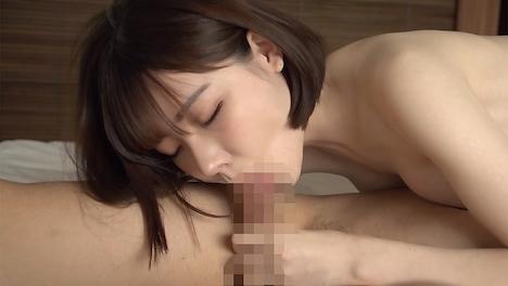 【S-CUTE】えいみ(21) S-Cute 色白美人の流線美に魅了されるセックス 8