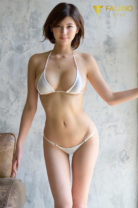 【新作】新人 FALENO star専属 セックスの女神、現る AV DEBUT 美乃すずめ 11